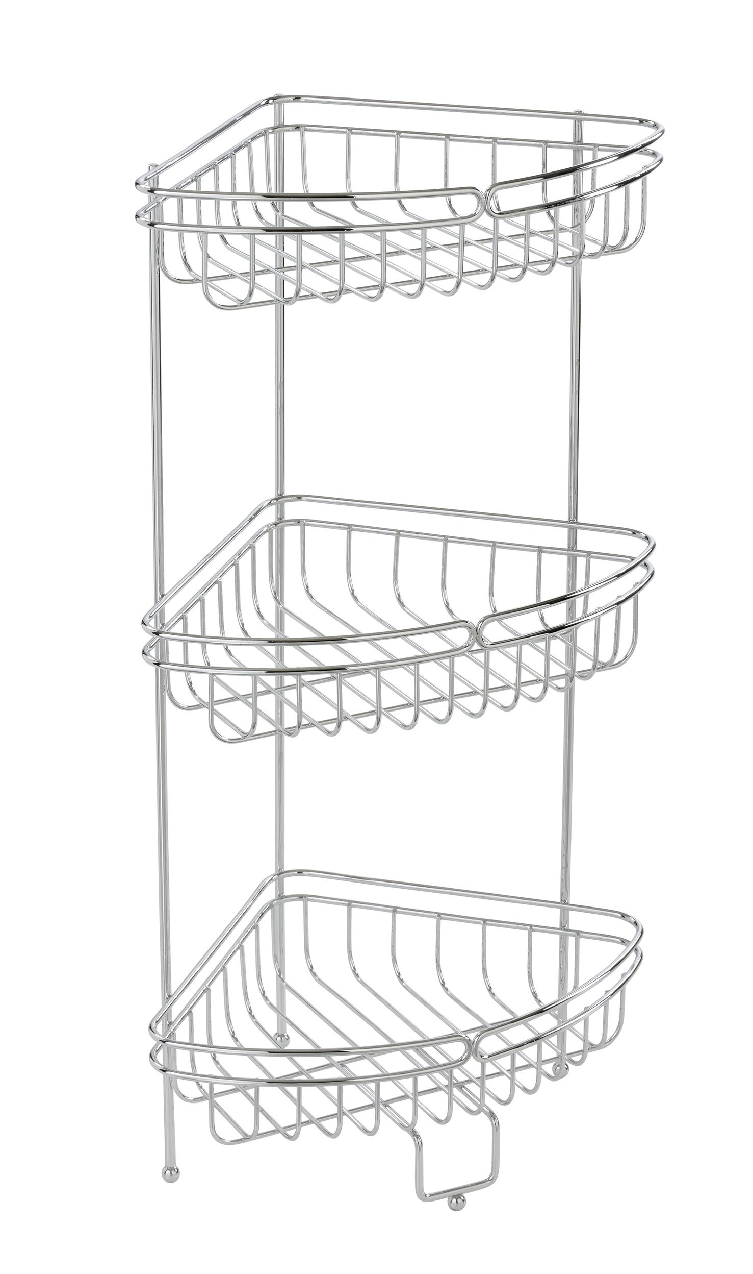 Showerdphoenix Wire Corner Floor Caddy At Barnitts Online Store Uk