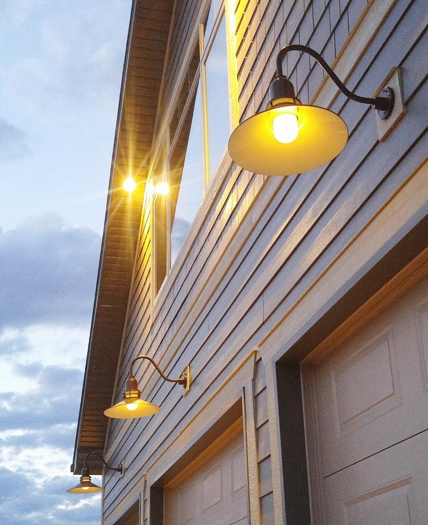 Modern Dusk Dawn Outdoor Lighting
