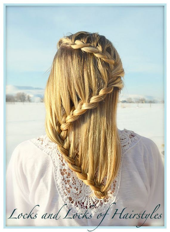 Creative Braid Tutorials That Are Deceptively Easy Barnorama