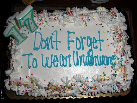 Most Hilarious Birthday Cake Fails Barnorama