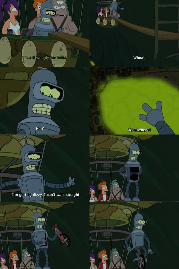 Bender Rodr 237 Guez Our Favorite Alcoholic Human Hating