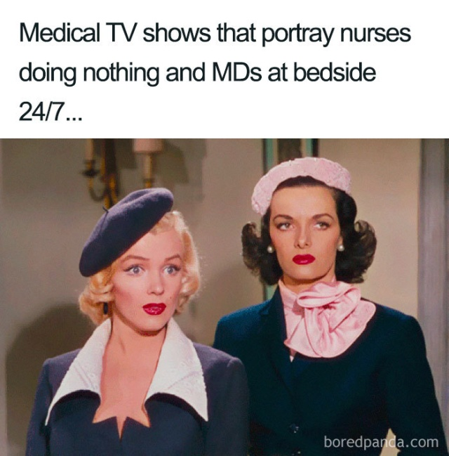 30 Funny Nursing Memes Barnorama