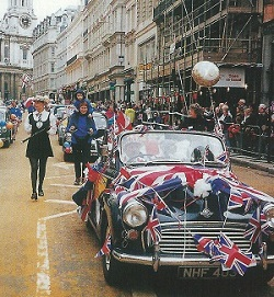 The Lord Mayors Show