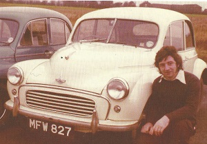 The Morris Minor Owners club is founded