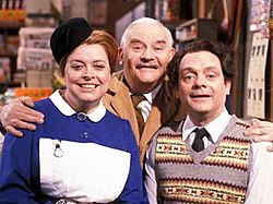 Last episode of Open all hours