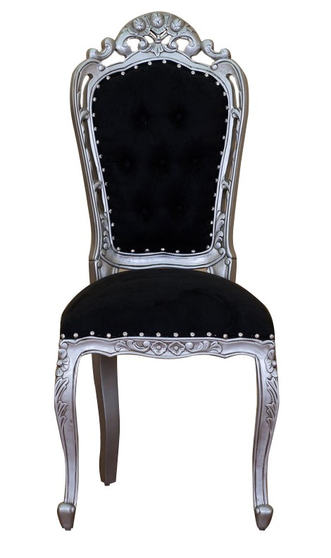 Chaise Baroque Blanche Pas Cher Cool Chaise Baroque