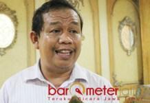 DARI JATIM ADPI DIMULAI: Agung Wahyudi, 30 persen alokasi pupuk bersubsisi secara nasional berada di Jawa Timur. | Foto: Barometerjatim.com/ROY HASIBUAN
