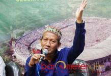 CT LAYAK KETUM PBNU: KH Agoes Ali Mashuri (Gus Ali) sebut Chairul Tanjung layak menjadi ketua umum PBNU. | Foto: Barometerjatim.com/ROY HASIBUAN