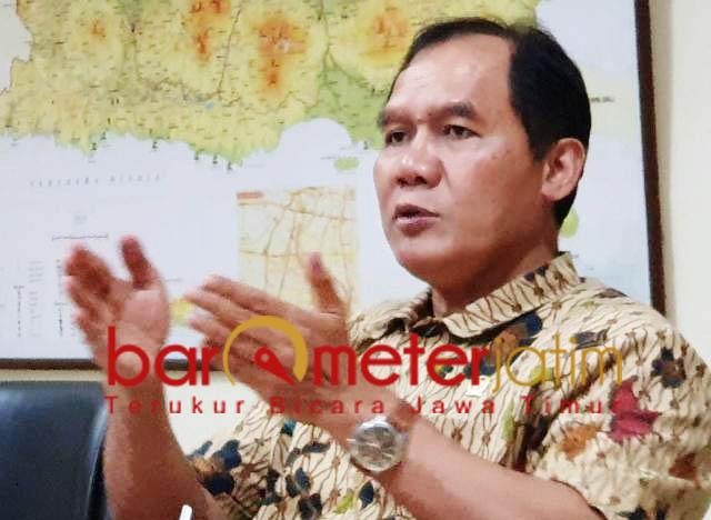 TAK TERGERUS: Bambang Haryo, 'gorengan' soal tampang Boyolali tak akan menggerus popularitas Prabowo. | Foto: Barometerjatim.com/WIRA HARLIJADI