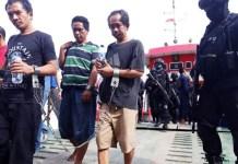 DIPINDAH KE NUSAKAMBANGAN: 15 Napi risiko tinggi dari Jatim dipindah ke Nusakambangan untuk menghindari penuh sesak di Lapas. | Foto: IST