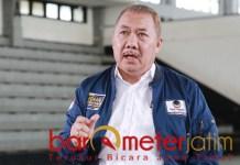 Maruli Hutagalung, Gerindra jangan cari kambing hitam dalam kasus Andi Arief. | Foto: Barometerjatim.com/natha lintang