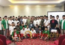 PERLAWANAN: 27 PC Ansor Jatim berkumpul minta PP mengambil alih PW jatim dan segera gelar Konferwil. | Foto: IST for Barometerjatim.com