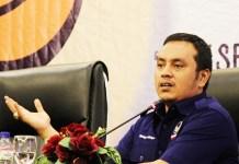 MASIH SURYA PALOH: Willy Aditya, pengurus setiap tingkatan menginginkan Surya Paloh kembali Ketum Nasdem. | Foto: IST