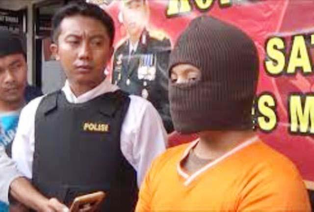 KEBIRI KIMIA: M Aris, dihukum tambahan berupa kebiri kimia dalam perkara pemerkosaan di Mojokerto. | Foto: IST