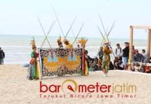 SUMENEP: Pantai Slopeng Sumenep, salah satu keindahan pariwisata Sumenep. | Foto: Barometerjatim.com/ROY HS