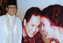 SOSOK ROMANTIS: Presiden ke-3 RI, BJ Habibie semasa hidup, sosok romantis penuh cinta. | Foto: IST