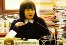 LAYAK WALI KOTA: Herlina Harsono Njoto, potensial pimpin Surabaya pasca Tri Rismaharini. | Foto: IST