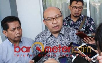 JANGAN AJI MUMPUNG: Sofyan Arif, government fee bukan aji mumpung travel untuk menaikkan harga. | Foto: Barometerjatim.com/ROY HS