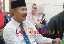 SERIUS MAJU: Suhandoyo, 100 pessen serius maju calon bupati Lamongan.   Foto: Barometerjatim.com/HAMIM ANWAR