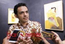 POROS KETIGA: Gamal Albinsaid, didekati Golkar-PKS untuk merajut poros ketiga. | Foto: Barometerjatim.com/ROY HS