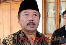 PILWALI SURABAYA: Bambang DH, pimpin Surabaya tak perlu marah-marah, teriak-teriak. | Foto: Barometerjatim.com/DOK