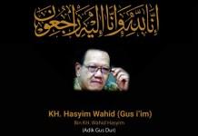 GUS IIM BERPULANG: KH Hasyim Wahid atau akrab berpulang akibat komplikasi ginjal. | Foto: IST
