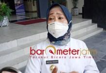 PKB-PDIP: Kartika Hidayati, klaim bakal direkom PKB-PDIP di Pilbup Lamongan. | Foto: Barometerjatim.com/MAULANA