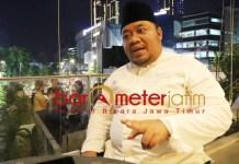 DUKUNGAN MORAL: Yusub Hidayat, dukungan moral dari Khofifah penting bagi Ning Lia di Pilwali Surabaya. | Foto: Barometerjatim.com/ROY HS