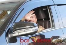 TERSANGKA KASUS JAPUNG: Bambang DH, tujuh tahun sandang status tersangka kasus dana Japung. | Foto: Barometerjatim.com/DOK