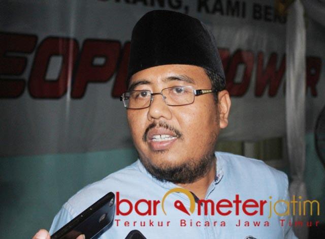 MUSEUM SBY PENTING: Anwar Sadad, Museum SBY penting tapi tertutup polemik dan gaduh soal administrasi. | Foto: Barometerjatim/DOK