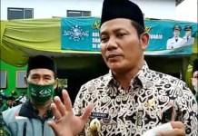 DI ATAS 200 JUTA: Wabup Subandi, Pemkab Sidoarjo akan kucuri LP Ma'arif NU di atas 200 juta. | Foto: IST