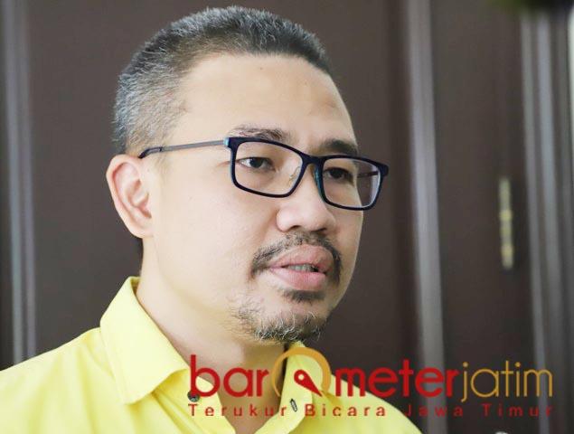 BAGIAN DARI IJTIHAD: Gus Mamak, penolakan Kiai Asep terhadap AstraZeneca bagian dari ijtihad. | Foto: Barometerjatim.com/ROY HS