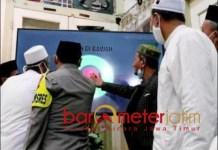 LAUNCHING: Perluas konten dakwah moderat, PCNU Surabaya meluncurkan platform HBNO Channel. | Foto: Barometerjatim.com/ROY HS