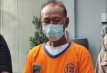 ANCAM SANTET: Kusmunandar (60 tahun), seetubuhi bocah berusia 13 tahun hingga 30 kali. | Foto: IST
