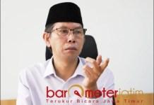 TEPIS ISU: Sumber penularan Covid-19 jangan dikait-kaitkan dengan ziarah ke Makam Bung Karno. | Foto: Barometerjatim.com/ROY HS