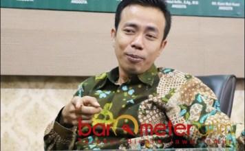 REKOM FRAKSI PKB: Fauzan Fuadi, Fraksi PKB rekomendasikan pimpinan DPRD Jatim panggil tim anggaran Pemprov. | Foto: Barometerjatim.com/IST
