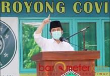 LUAR BIASA: Emil Dardak, dipuji Ra Nasih sebagai pemimpin yang luar biasa, dekat dengan masyarakat. | Foto: Barometerjatim.com/ROY HS
