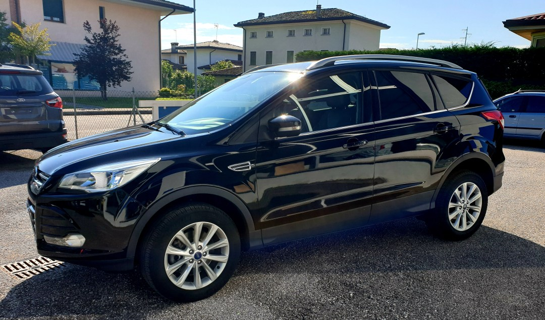 FORD KUGA S&S 4WD BUSINESS