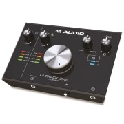 M AUDIO MTrack 2×2 Front