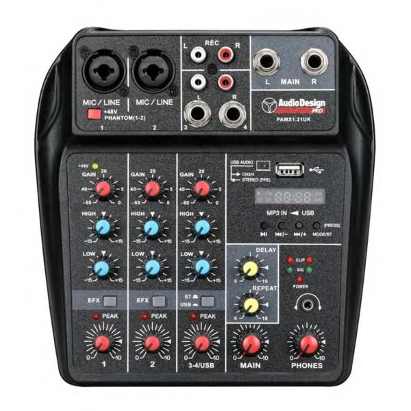 Audiodesign PAMX1.21UK_1