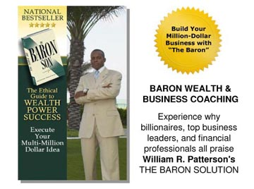 Business Coaching with The Baron