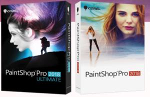 Corel Paintshop Pro 2018 Baron Software