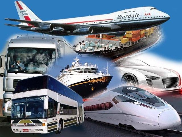 transport voyage
