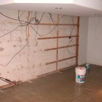 basement bar remodel