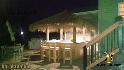 party hut