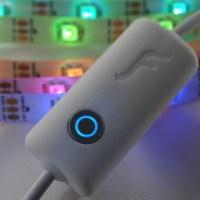 flickerstrip led lights