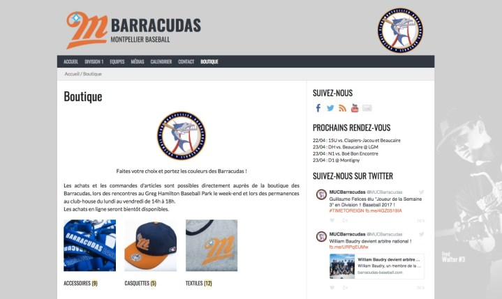 Boutique Barracudas