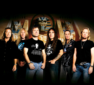 Iron Maiden no HSBC