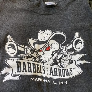 Barrels and Arrows T-Shirt