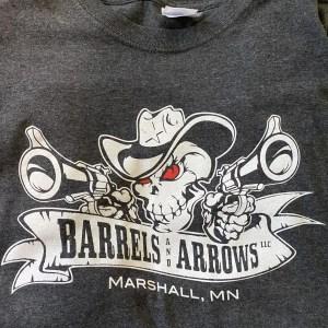 Barrels and Arrows T-Shirt